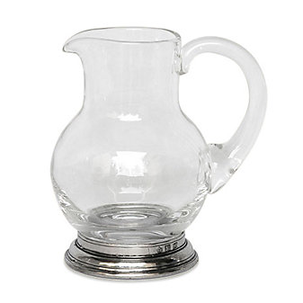 Match Glass Pitcher, 1/4 Liter