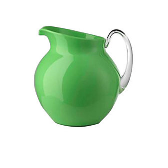 Mario Luca Giusti Fluorescent Green Pitcher