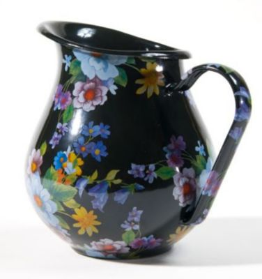 MacKenzie-Childs Flower Market Enamel Dinnerware