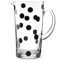 Kate_Spade_All_In_Good_Taste_Glass_Deco_Dot_Pitcher