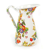 MacKenzie-Childs_Flower_Market_Practical_Pitcher