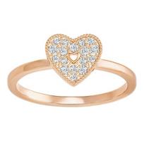 Swarovski_Field_Heart_Ring,_Size_7