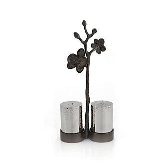 Michael Aram Black Orchid Salt & Pepper