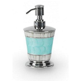 Julia Knight Aqua Classic Soap/Lotion Dispenser