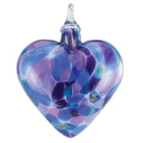 Glass_Violet_Chip_Classic_Heart_Ornament