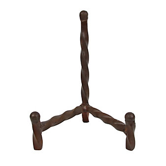 Maple Leaf Twisted Easel Stand Small