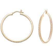 Swarovski_Somerset_Hoop_Pierced_Earrings