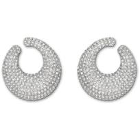 Swarovski_Stone_Pierced_Earrings