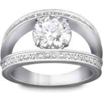 Swarovski_Vitality_White_Ring,_Medium