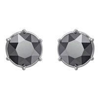 Swarovski_Jet_Hematite_Typical_Pierced_Earrings