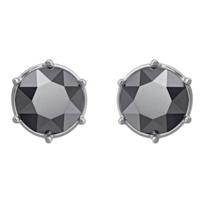 Swarovski_Jet_Hematite_Typical_Pierced_Earrings