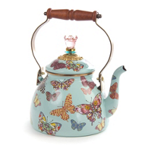 MacKenzie-Childs_Butterfly_Garden_Sky_2_Quart_Tea_Kettle
