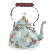 MacKenzie-Childs_Butterfly_Garden_Sky_3_Quart_Tea_Kettle