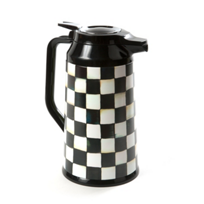 Mackenzie-Childs_Courtly_Check_Coffee_Carafe