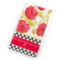 MacKenzie-Childs_Poppy_Dish_Towel