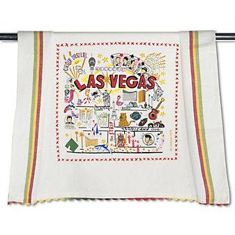 Catstudio Las Vegas Dish Towel