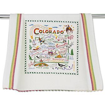 Catstudio Colorado Dish Towel