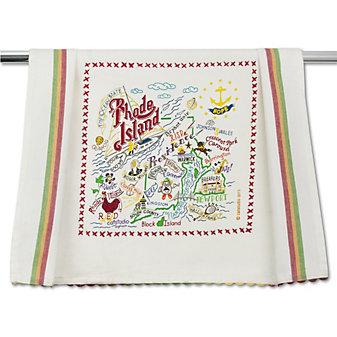 Catstudio Rhode Island Dish Towel