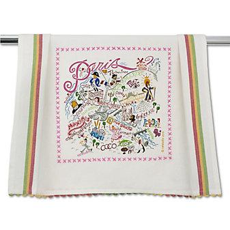 Catstudio Paris Dish Towel