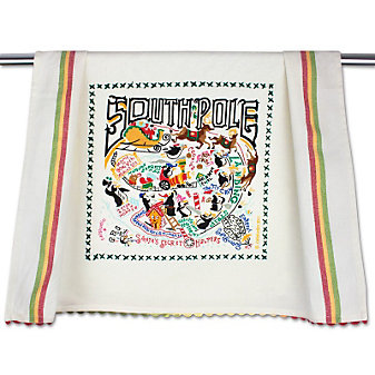 Catstudio South Pole Dish Towel