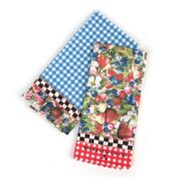 MacKenzie-Childs_Berries_&_Blossoms_Dish_Towels_-_Set_of_Two