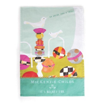 MacKenzie-Childs_It's_Wicket_Fun_Tea_Towel