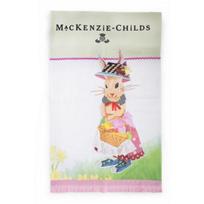 MacKenzie-Childs_Bunny_Dish_Towel