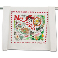 University_of_Nebraska_Dish_Towel