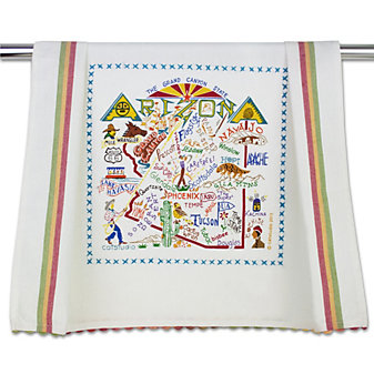 Catstudio Arizona Dish Towel