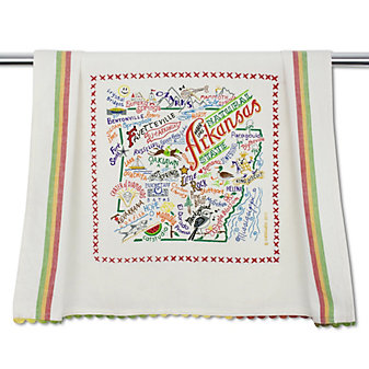 Catstudio Arkansas Dish Towel
