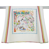 Catstudio_Florida_Dish_Towel