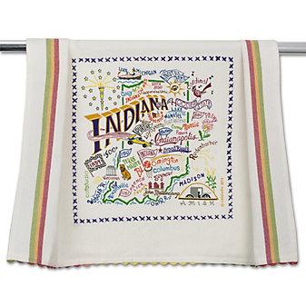 Catstudio Indiana Dish Towel