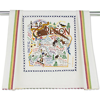 Catstudio Oregon Dish Towel