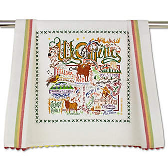 Catstudio Wyoming Dish Towel