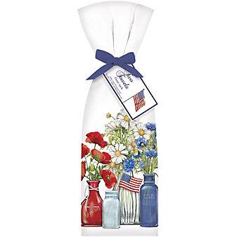 mary lake-thompson usa flower towel set