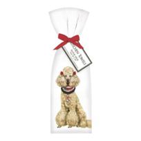 mary_lake-thompson_holiday_poodle_towel_set
