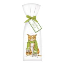 mary_lake-thompson_cat_in_snow_towel_set
