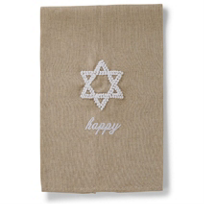 mud_pie_happy_star_of_david_french_knot_towel_