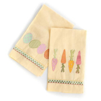 Mackenzie-Childs_Springtime_Guest_Towels_Set_of_2