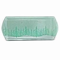 Annieglass_Evergreen_Party_Tray