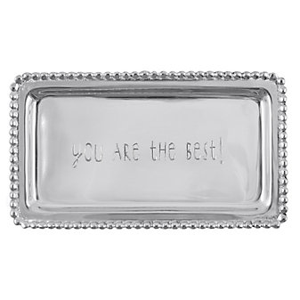 "Mariposa ""You Are the Best!"" Tray"