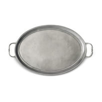 Match_Pewter_Medium_Oval_Tray_with_Handles