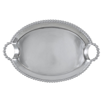 Mariposa_Pearled_Oval_Handled_Tray