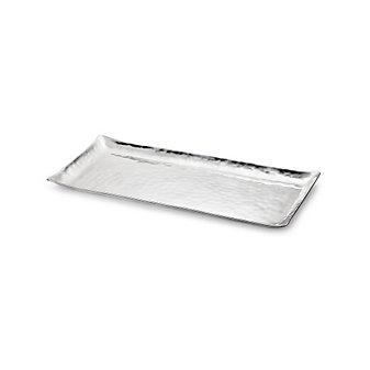 Mary Jurek Aurora Stainless Steel Platter