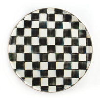 MacKenzie-Childs_Courtly_Check_Round_Tray