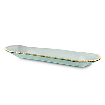Annieglass Edgey XL Baguette Tray