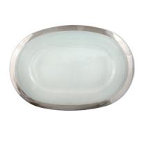 Annieglass_Roman_Antique_Platinum_Oval_Buffet_Server