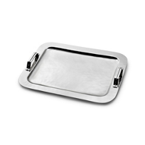 "Mary_Jurek_Nordica_Serving_Tray_with_Strap_Handle,_18½""_x_14¼""_"