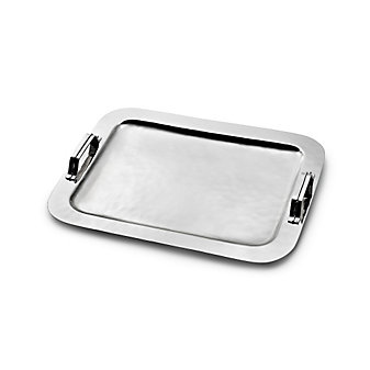"Mary Jurek Nordica Serving Tray with Strap Handle, 18½"" x 14¼"""