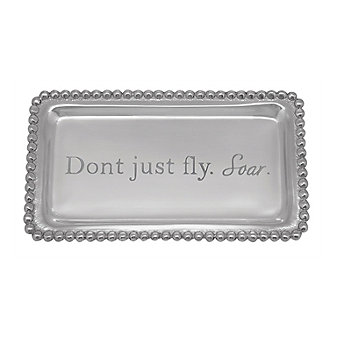 Mariposa Don't Just Fly, Soar Tray